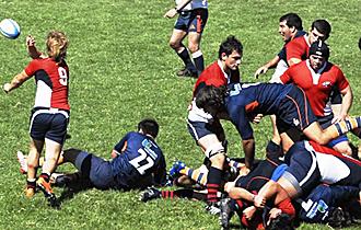 El seleccionado de Tucum�n se impuso a Chile por un contundente 62-37