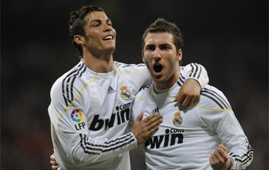Real Madrid 3-1 Sporting