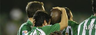 Betis 2-0 Castell�n