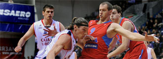 CSKA 86-63 Caja Laboral
