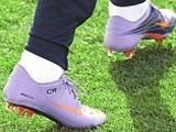 Las botas de CR9