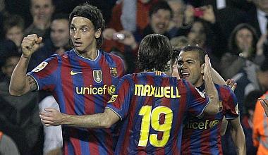 Barcelona 2-0 Osasuna