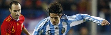 Espa�a-Argentina de 2009