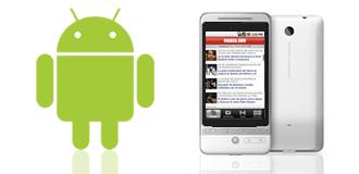 Marca en Android