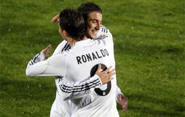 Getafe 2-4 Real Madrid