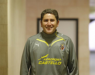 Garrido se ha mostrado optimista de cara al futuro.