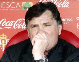 Camacho no se ha mostrado preocupado por la falta de gol de Osasuna.