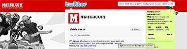Twitter de MARCA.com