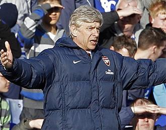 Ars�ne Wenger ha alabado la figura de Cesc.