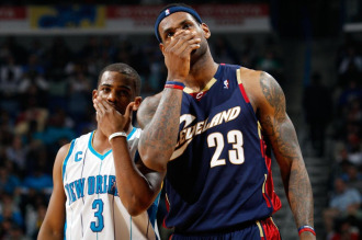 LeBron James no estar� con Chris Paul en Turqu�a