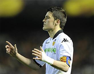 Villa conf�a en que su equipo pasar� de ronda en la Europa League.
