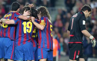 Barcelona 4-1 Athletic