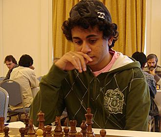 El joven Gran Maestro brasile�o Andre Diamant conquist� el Abierto de La Roda