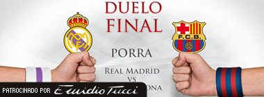 Porra Real Madrid-Barcelona