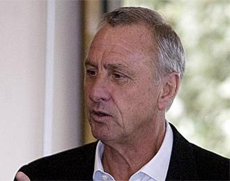 Cruyff ver� reconocida su larga trayectoria en el club catal�n.