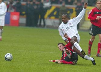 Un encuentro entre Bayern y Leverkusen