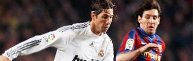 Sergio Ramos vs. Messi