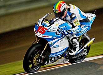 De Angelis fue el más rápido en los libres de Moto2