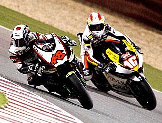 Tomizawa es el primer ganador de un GP de Moto2