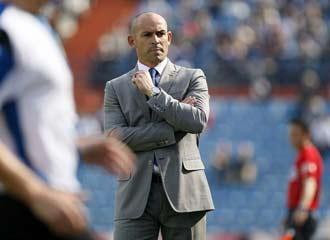 Paco J�mez se perfila como nuevo entrenador de Las Palmas