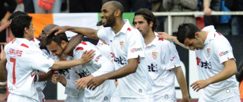 Sevilla 3-0 Sporting