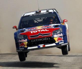 Loeb ya lidera el Rally de Turqu�a.