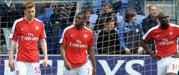 Wigan 3-2 Arsenal