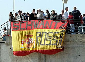 Aficionados en Jerez