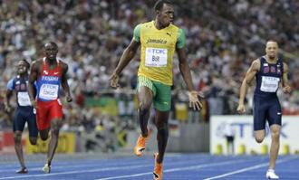 Usain Bolt a�n no ha debutado esta temporada en los 100 metros