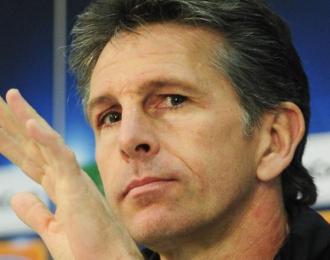 Puel quiere ver al Olympique en el Santiago Bernab�u.