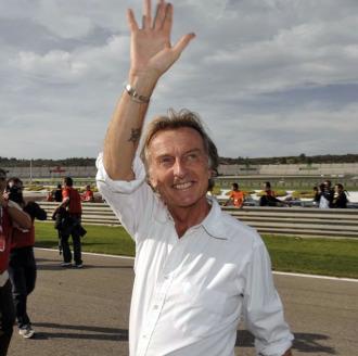 El presidente de Ferrari y, hasta ahora, del grupo Fiat, Luca di Montezemolo