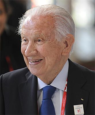 Juan Antonio Samaranch, en una imagen de archivo