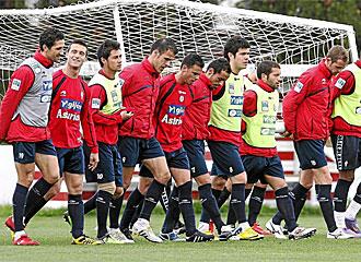 El Sporting quiere lograr ya la permanencia