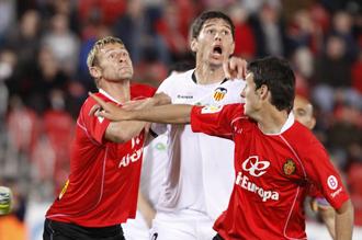 Zigic podr� jugar el pr�ximo partido del Valencia
