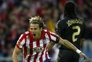 Atl�tico 1-0 Liverpool