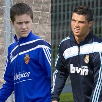 Ander Herrera vs. Cristiano Ronaldo