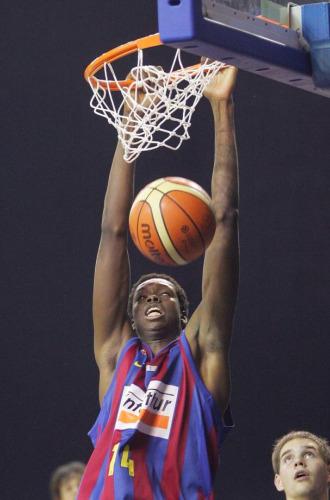 Mamadou Samb.
