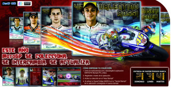 Primera Colecci�n Digital de MotoGP
