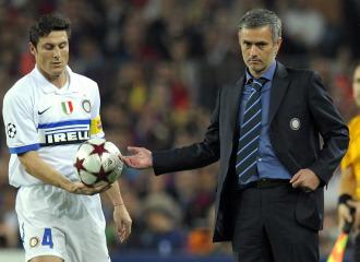 Zanetti y Mourinho lo consiguieron