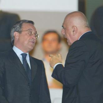 Galliani y Florentino P�rez siempre han presumido de su buena amistad