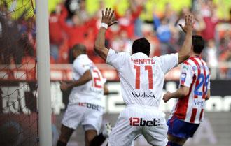 Renato espera un complicado partido ante el At�tico