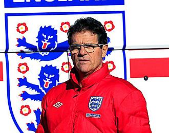 Fabio Capello, adem�s de liderar la selecci�n nacional inglesa, hace lo propio en la lista de entrenadores m�s ricos.