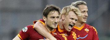Parma 1-2 Roma
