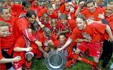 Twente, campe�n de Liga