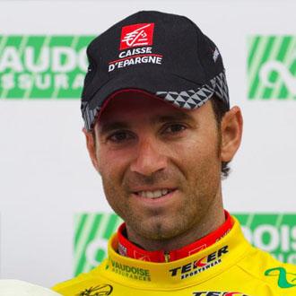 Valverde fue el mejor en tierras suizas