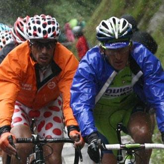 Pellizotti fue uno de los hombres más combativos del pasado Tour