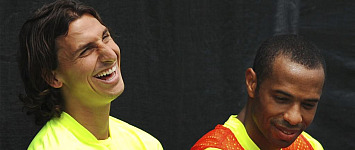 Ibrahimovic y Henry