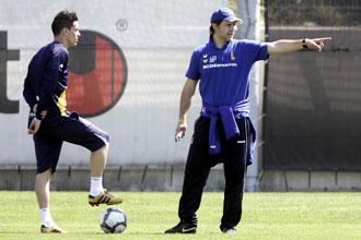 Callej�n quiere asegurar los tres puntos ante el Zaragoza