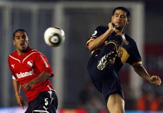 Riquelme no ir� al Mundial por sus diferencias con Maradona