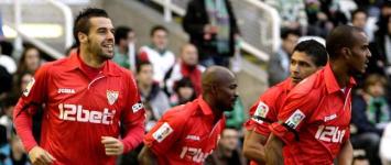 Racing 1-5 Sevilla
